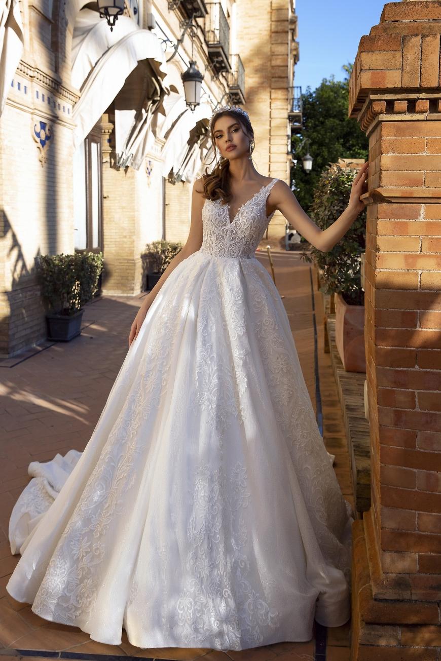 Vestido de novia Kassidy