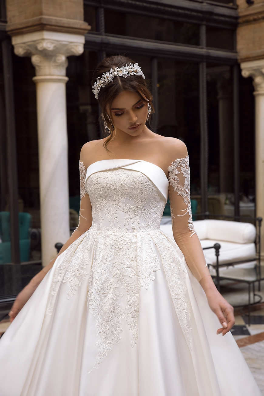 Vestido de novia Everlee