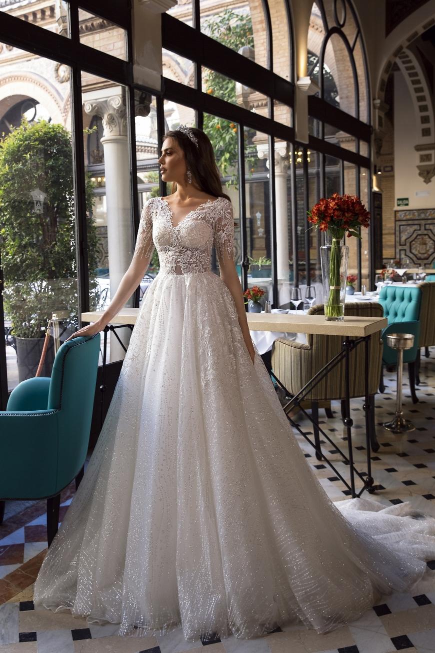 Vestido de novia Fiona