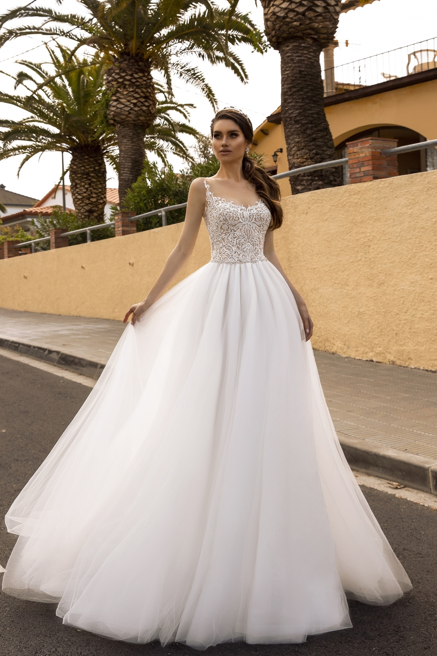 wedding dress camalia