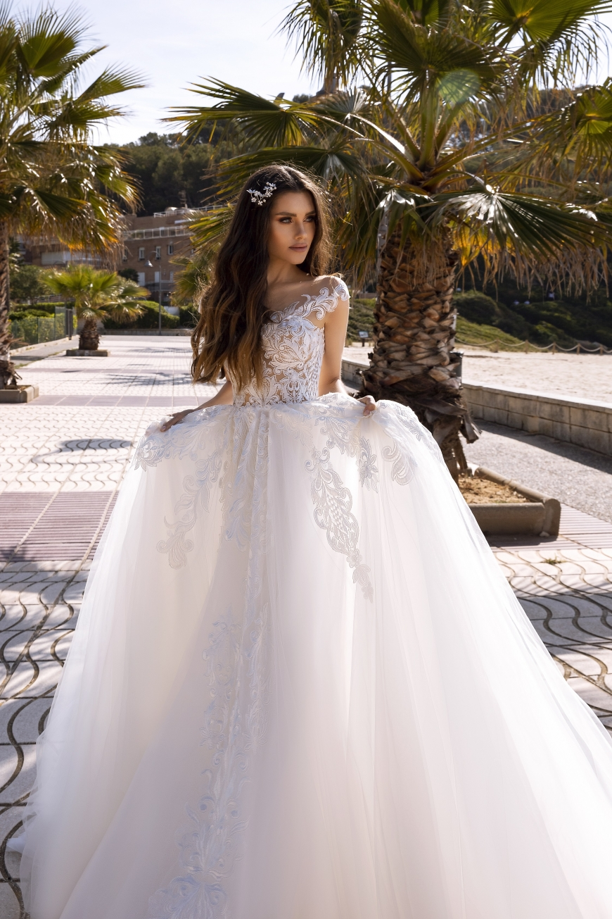 wedding dress piona