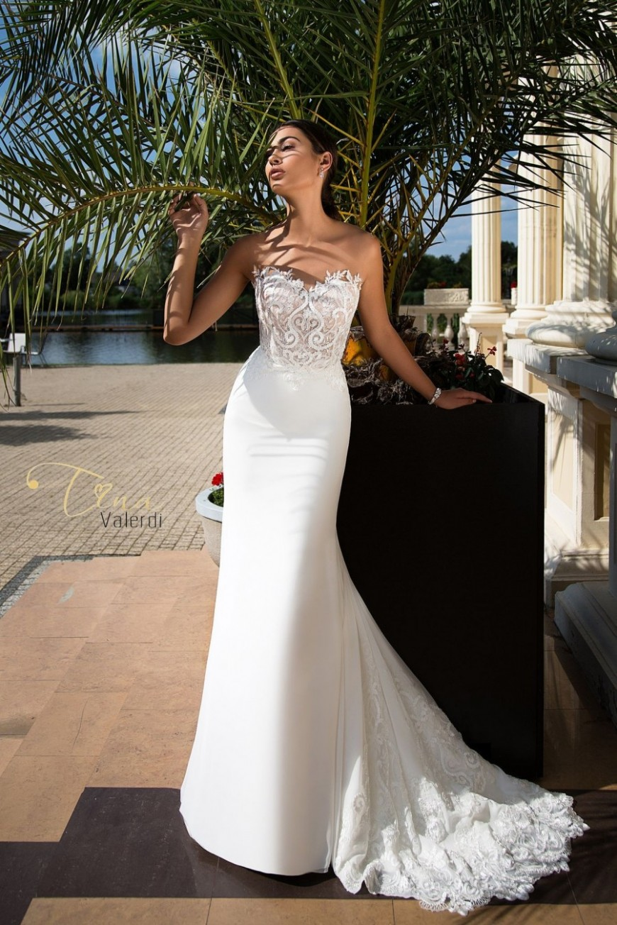 wedding dress Blanka