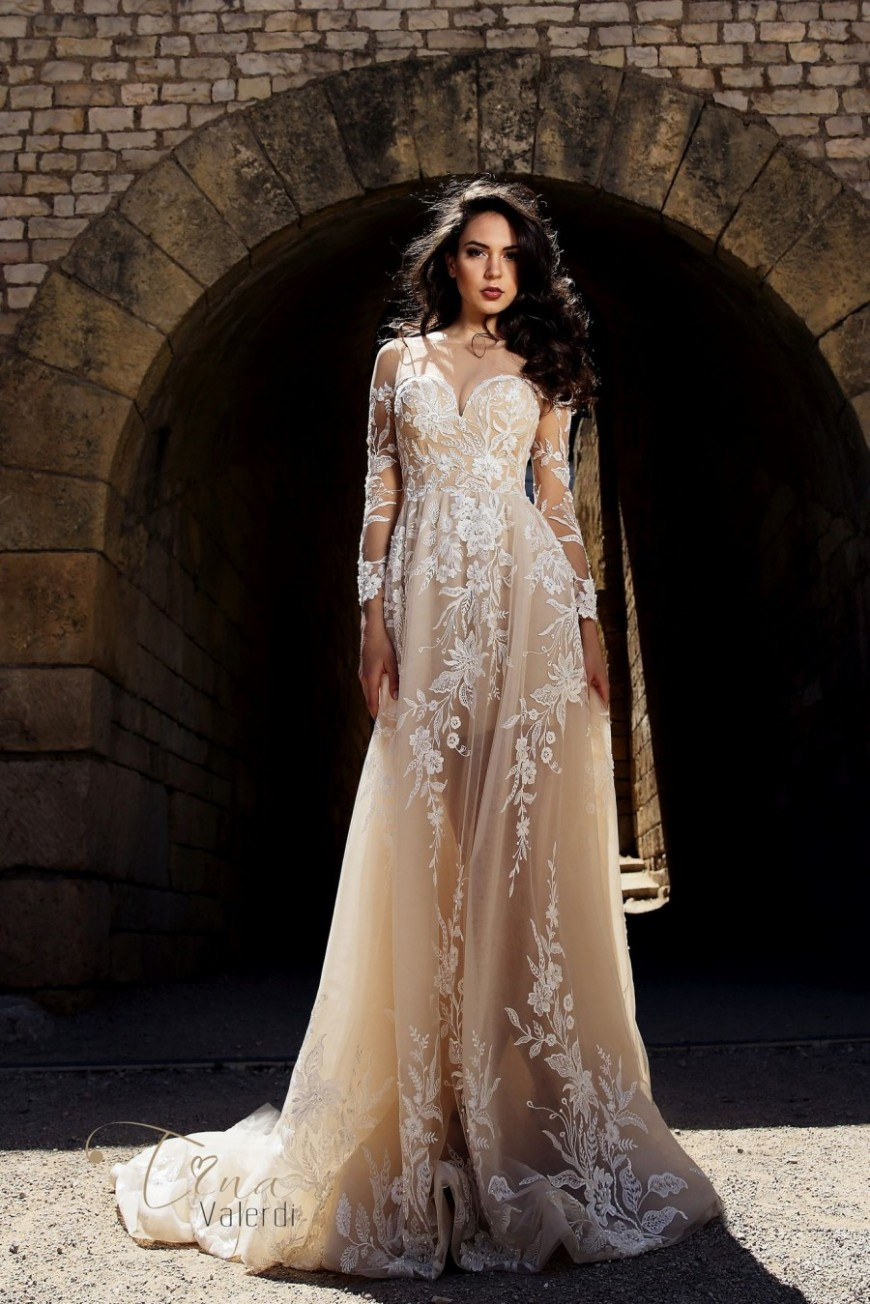 Wedding Dress Fidelia