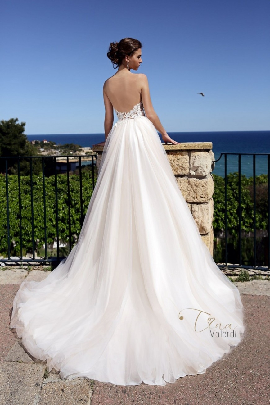 wedding dress Enrica