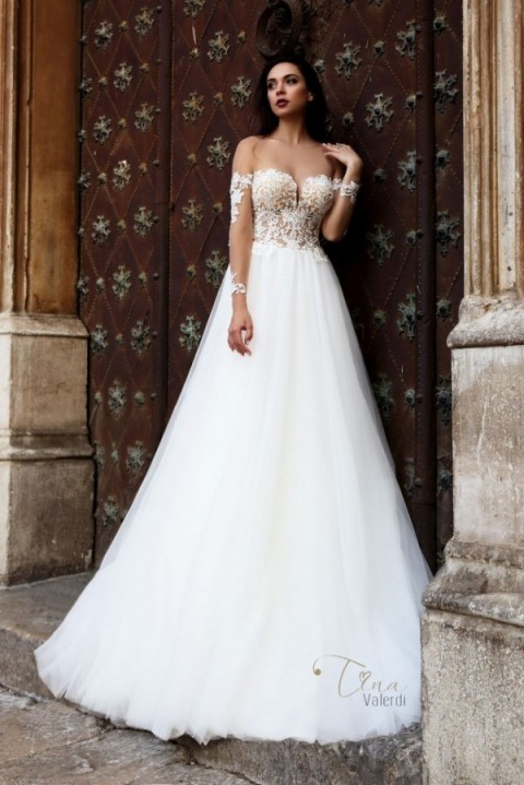 Diana Wedding Dress.Wedding Dress Diana