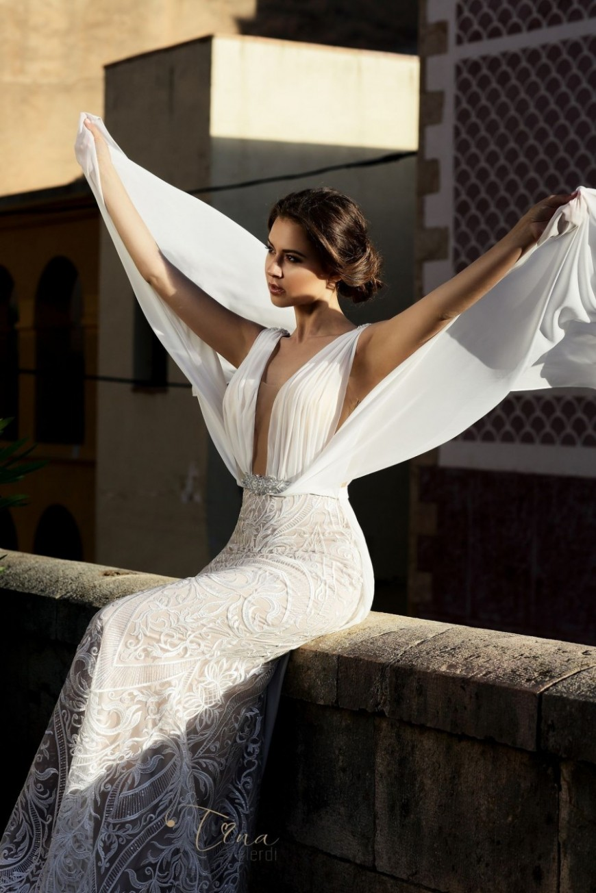 wedding dress Paula