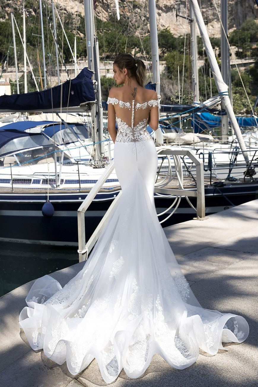 wedding dress Aleksandra