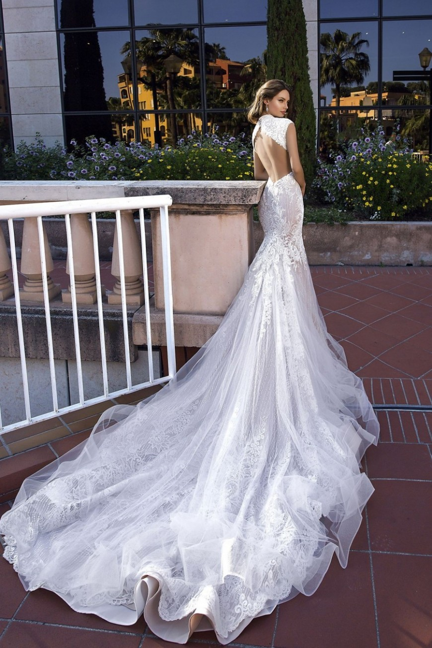 wedding dress Megan