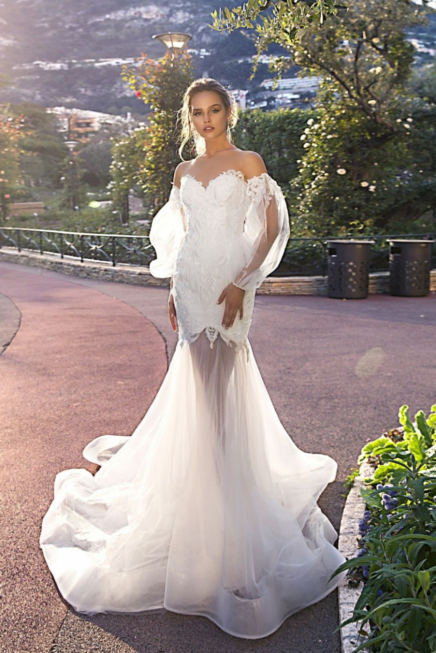wedding dress Adelle