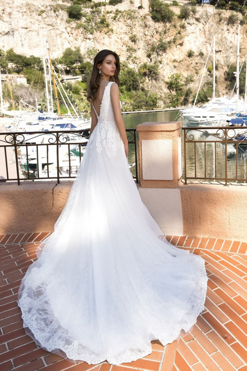 wedding dress Penelopa