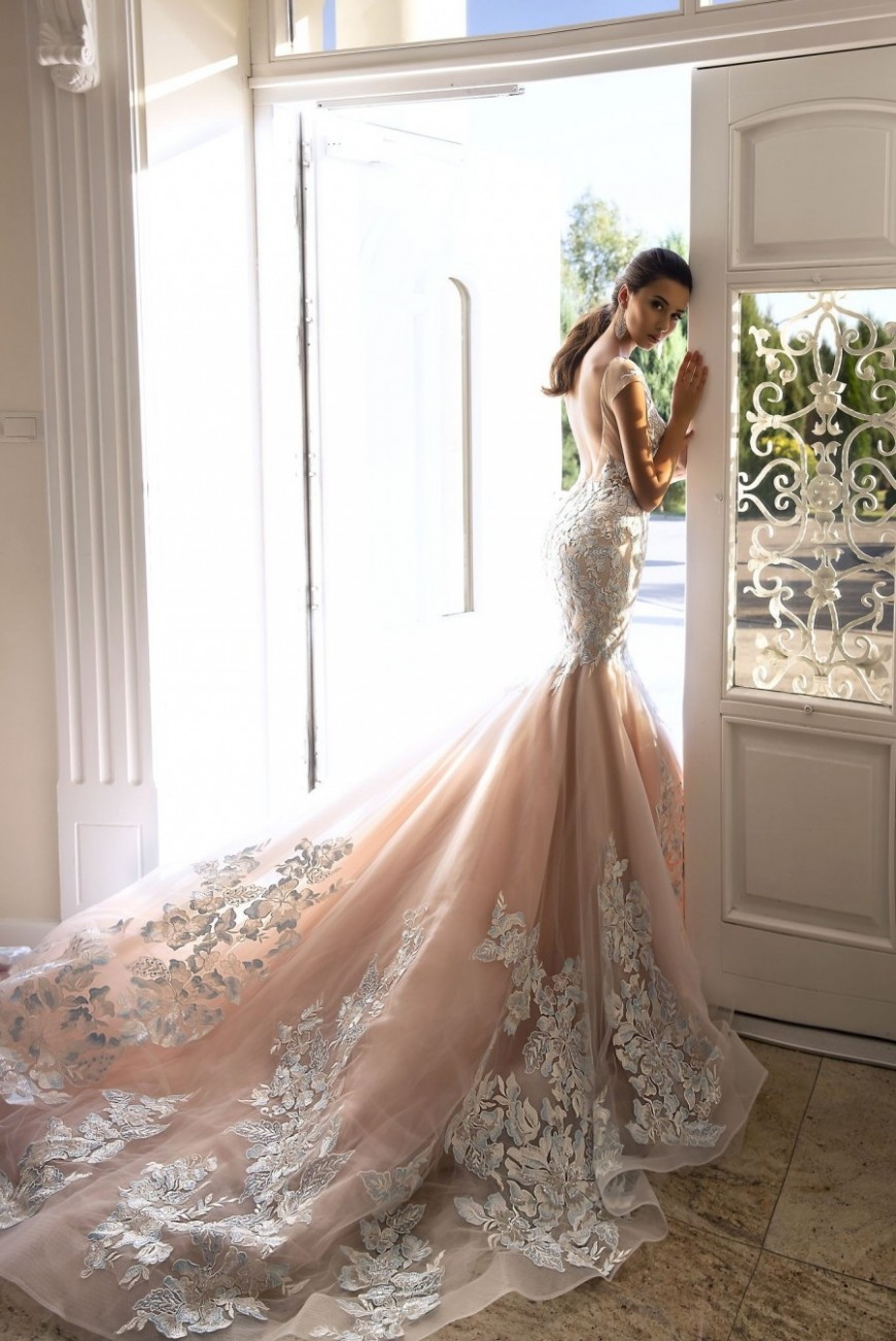 wedding dress Galilea