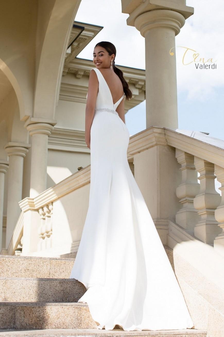 wedding dress Josefina