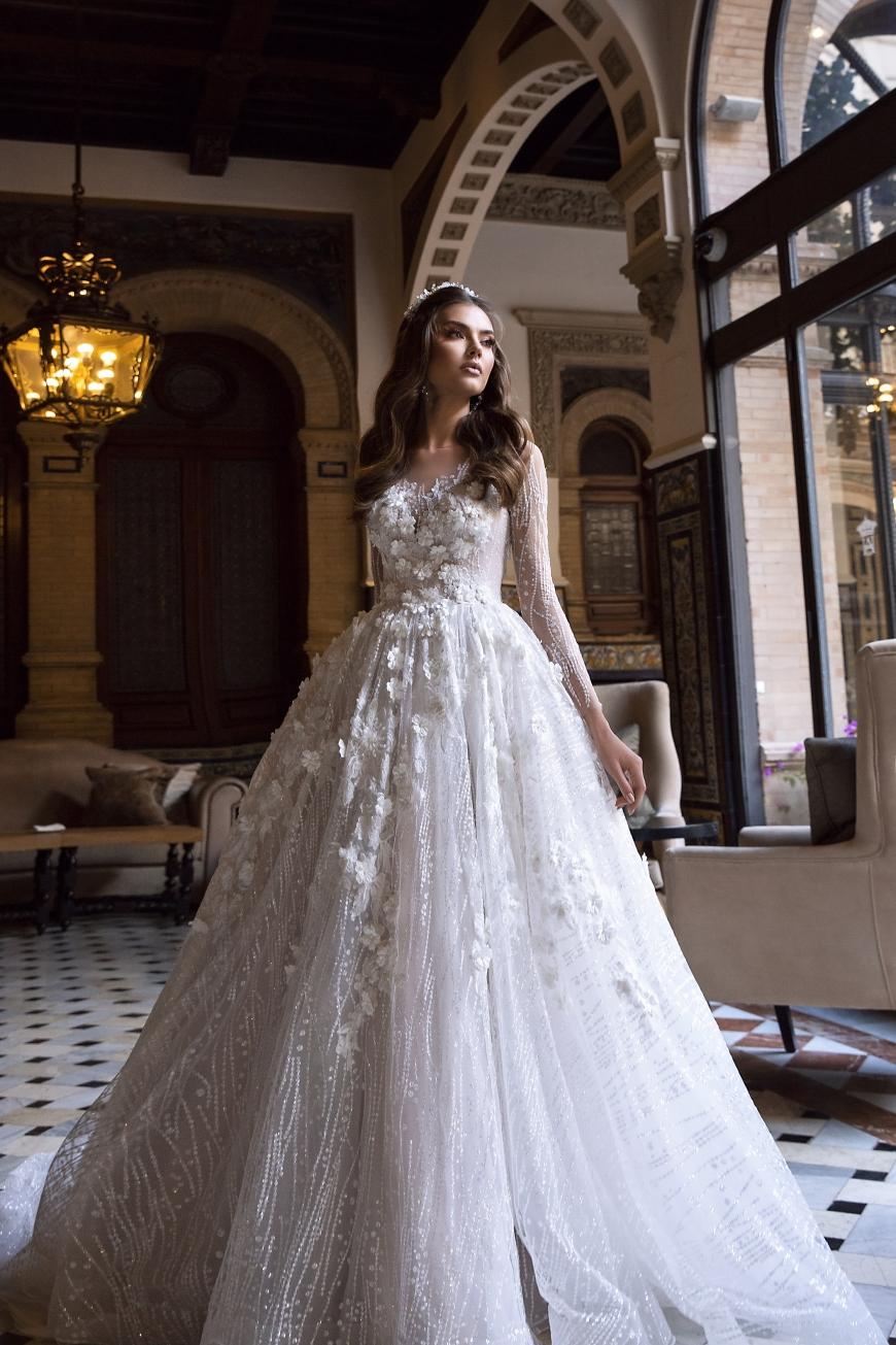свадебное платье Celine