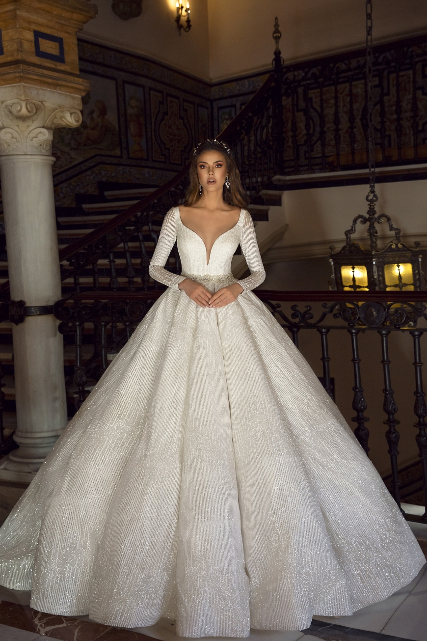 wedding dress Bridget