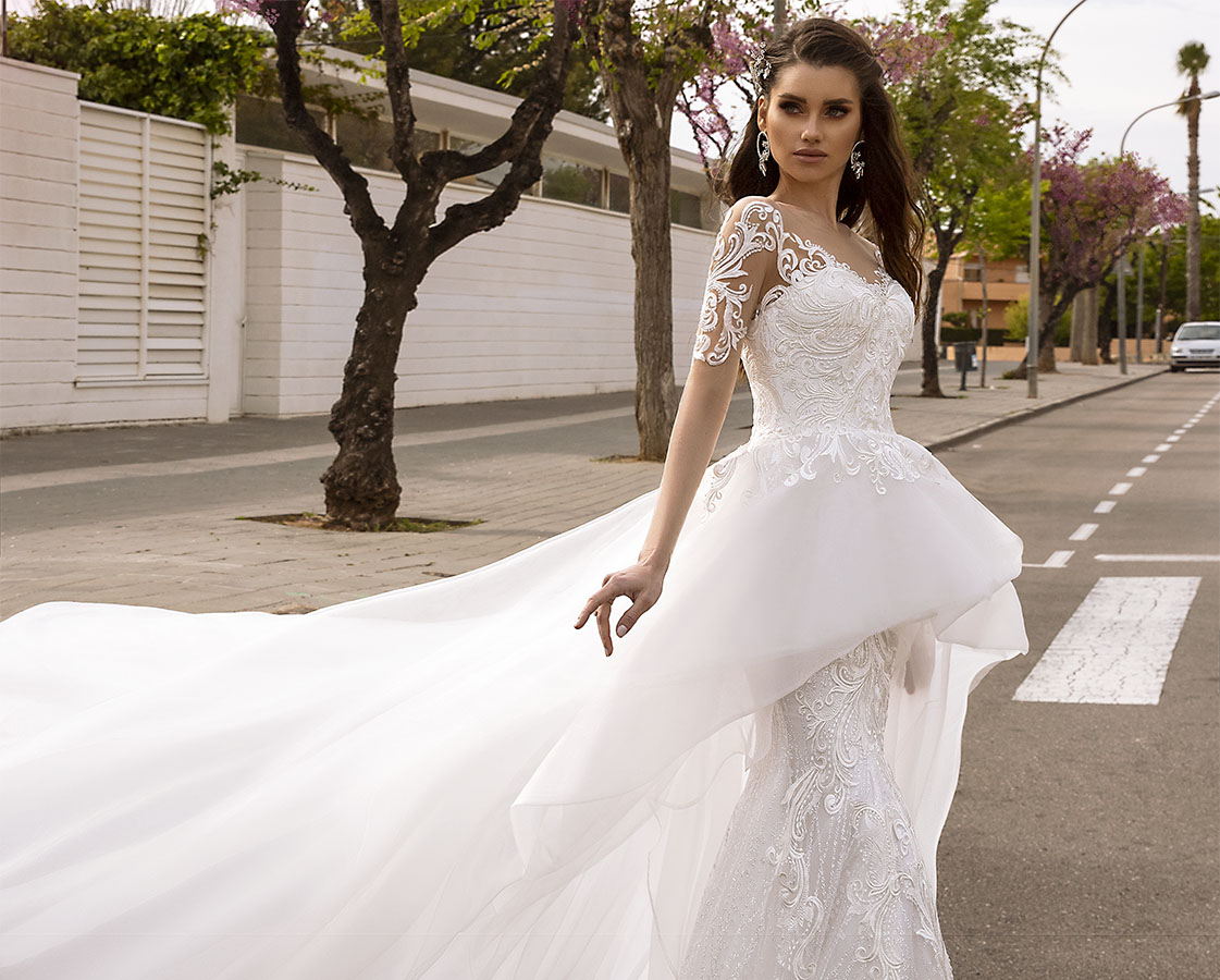 93d681929 Tina Valerdi - Manufacturer of wedding dresses and accessories ...