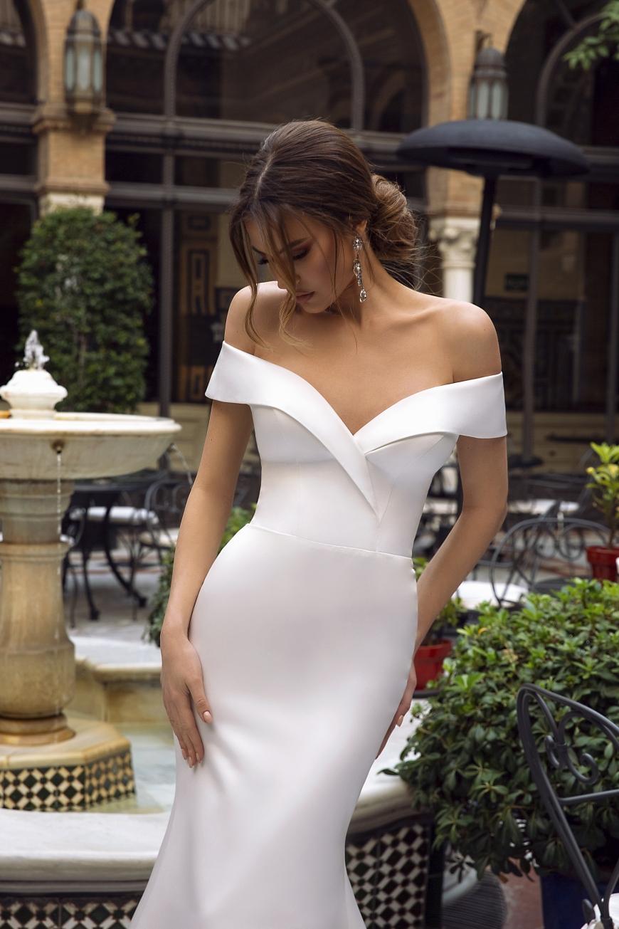 Vestido de novia Estelle