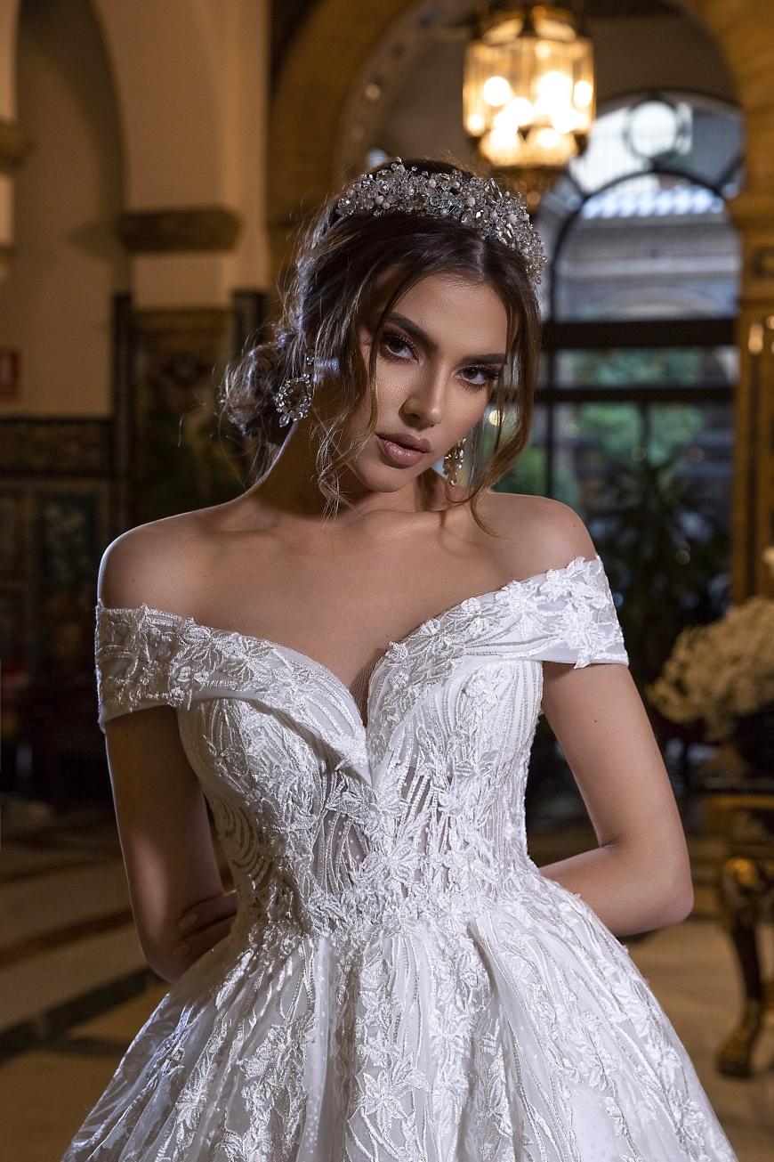 Свадебное платье Clarissa