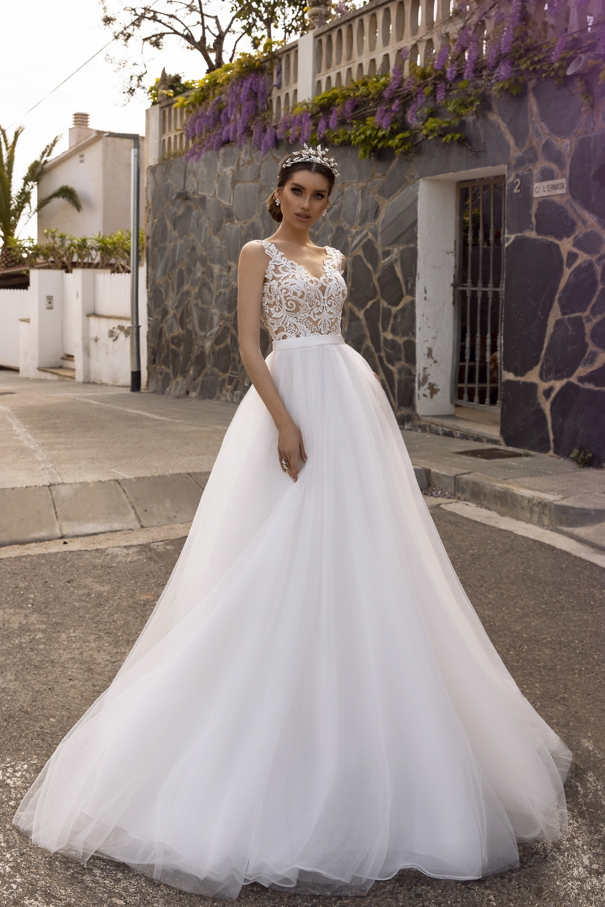 wedding dress Vera