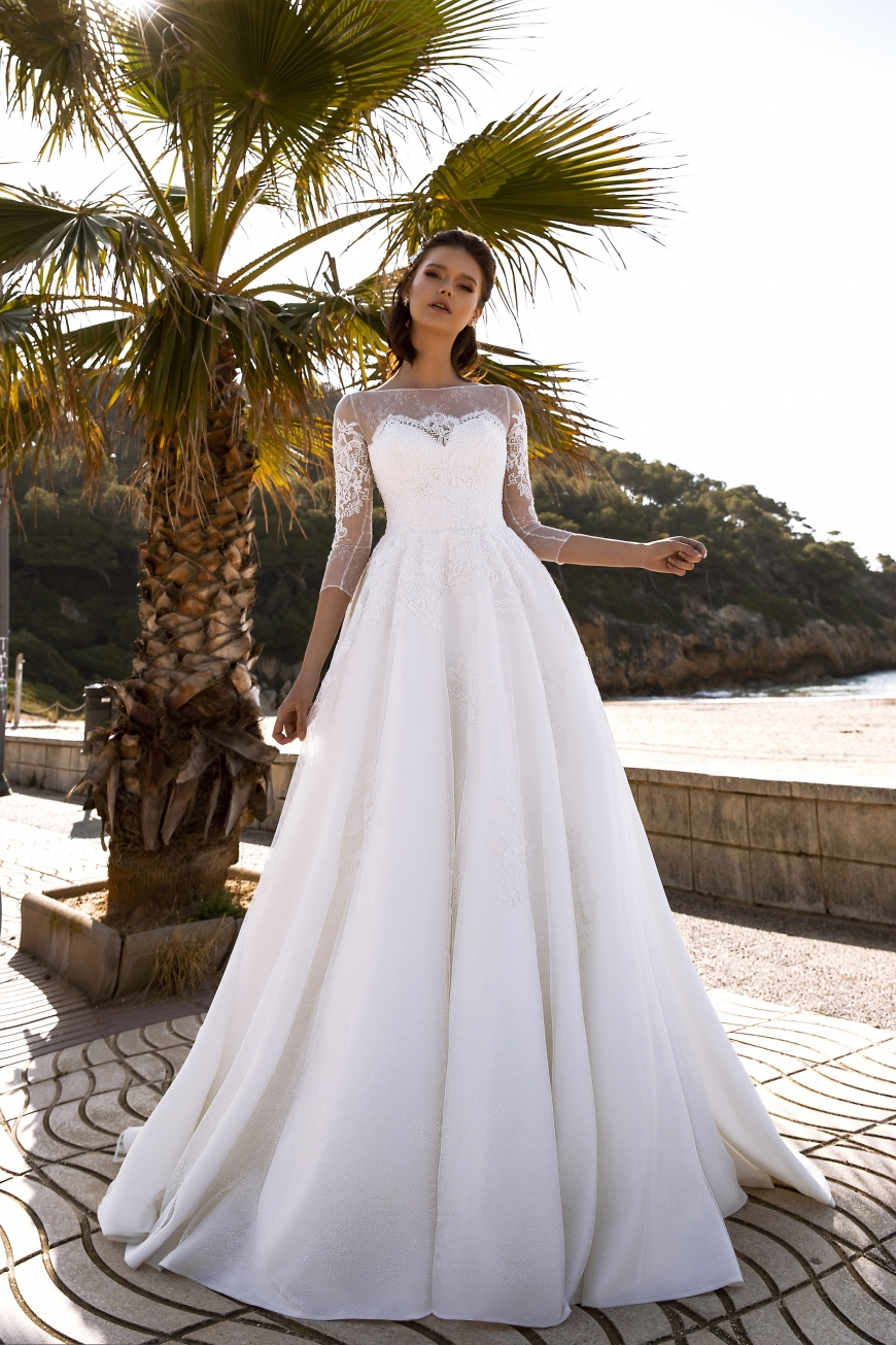 wedding dress nelly