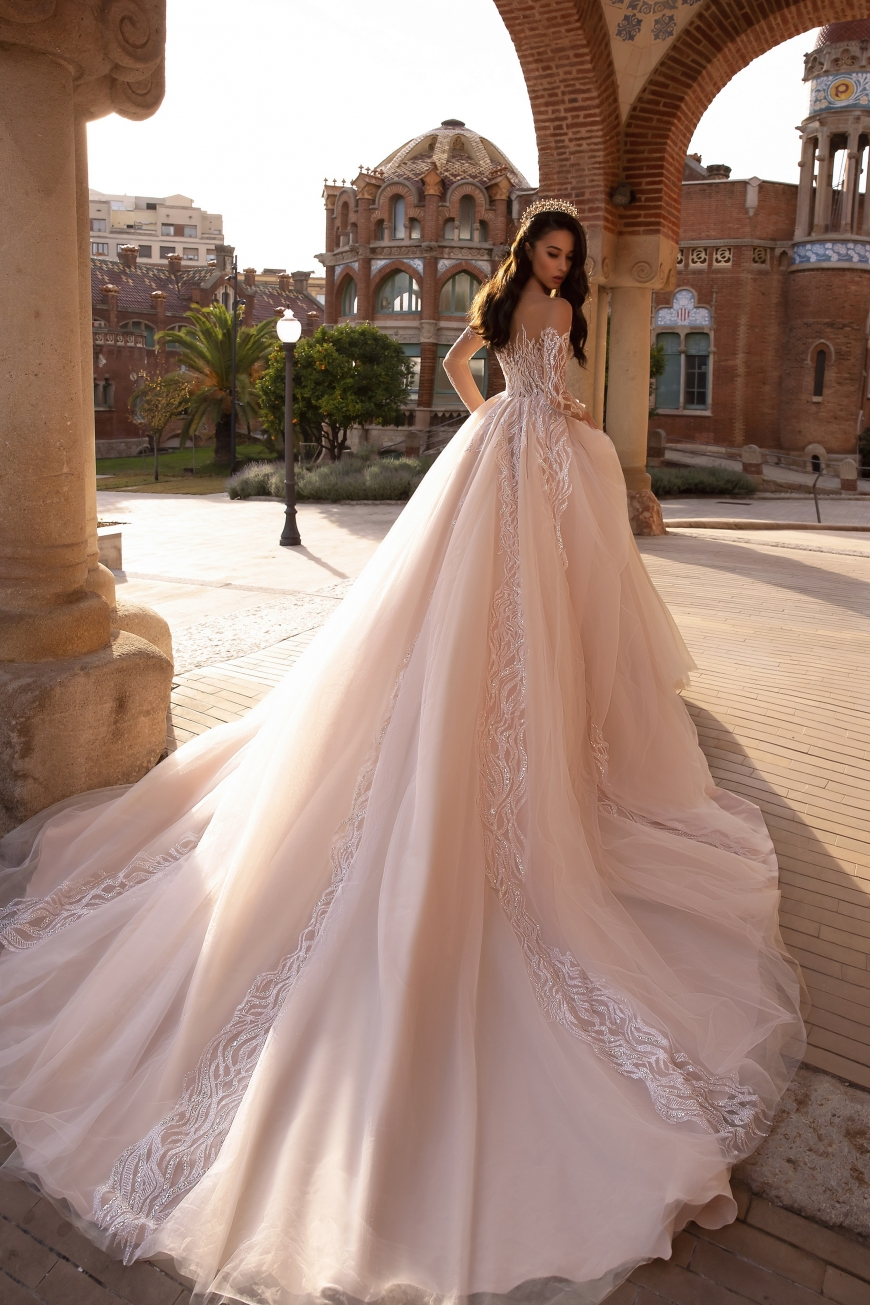 vestido de novia dixie