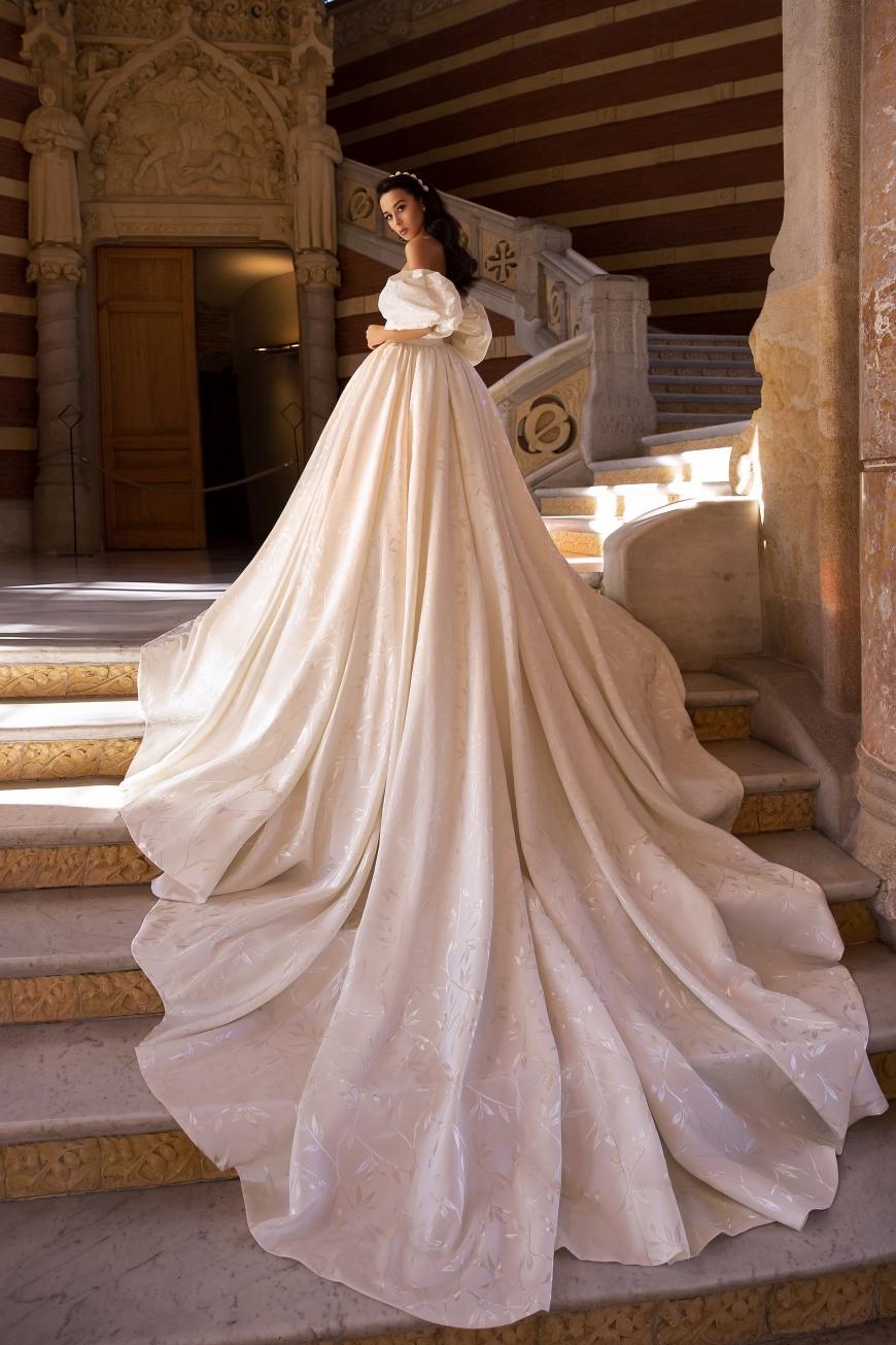 vestido de novia yvonne