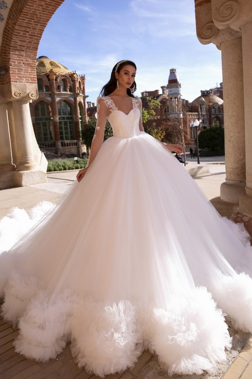 vestido de novia mira