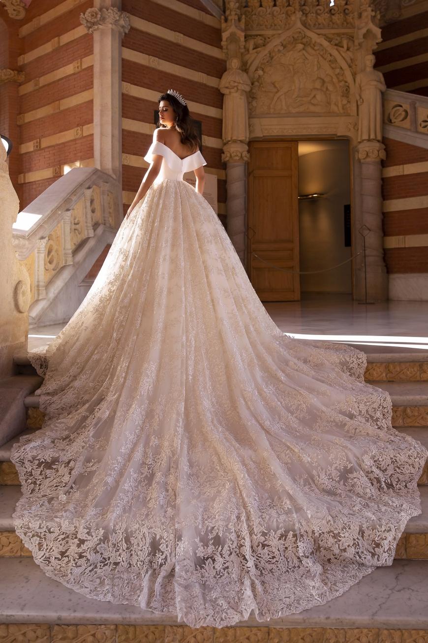 свадебное платье allure