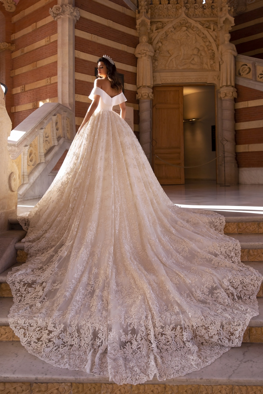 vestido de novia allure