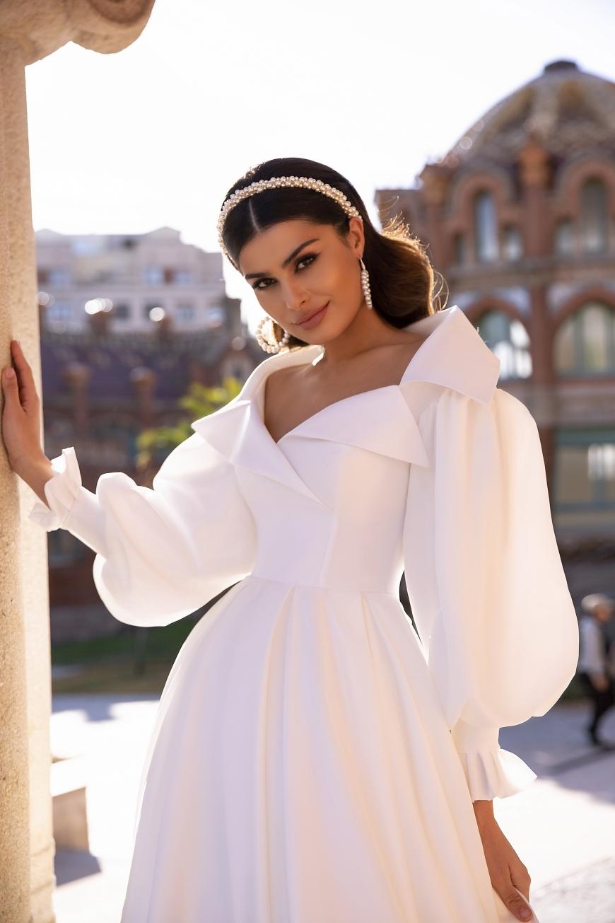 vestido de novia felicia