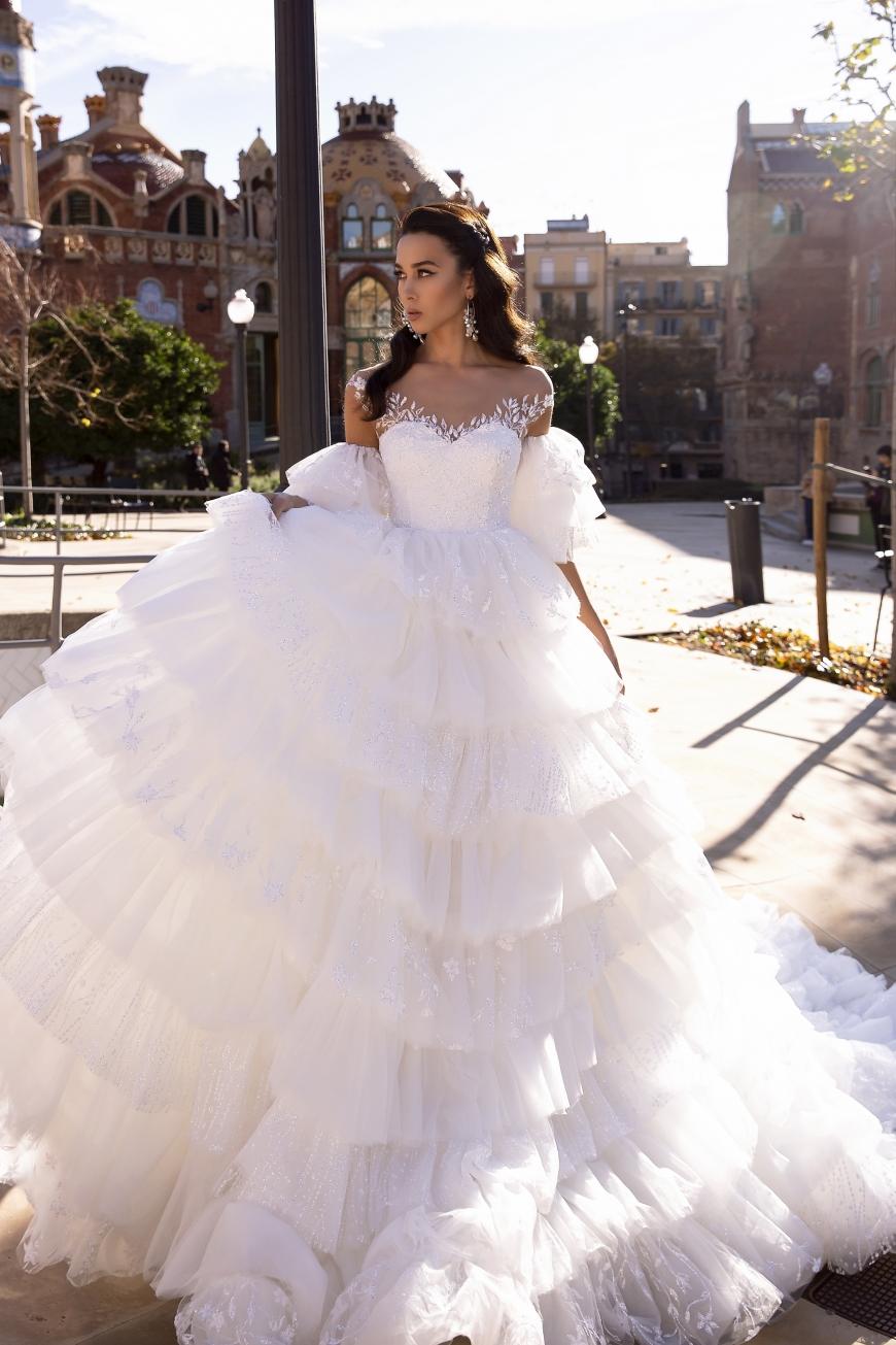 vestido de novia lumia