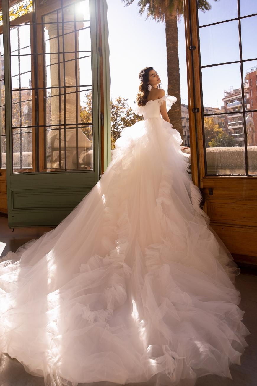 свадебное платье darlene