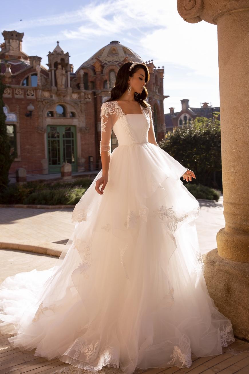 свадебное платье ilaria