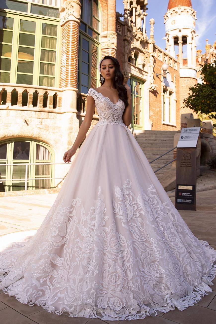 vestido de novia jolie