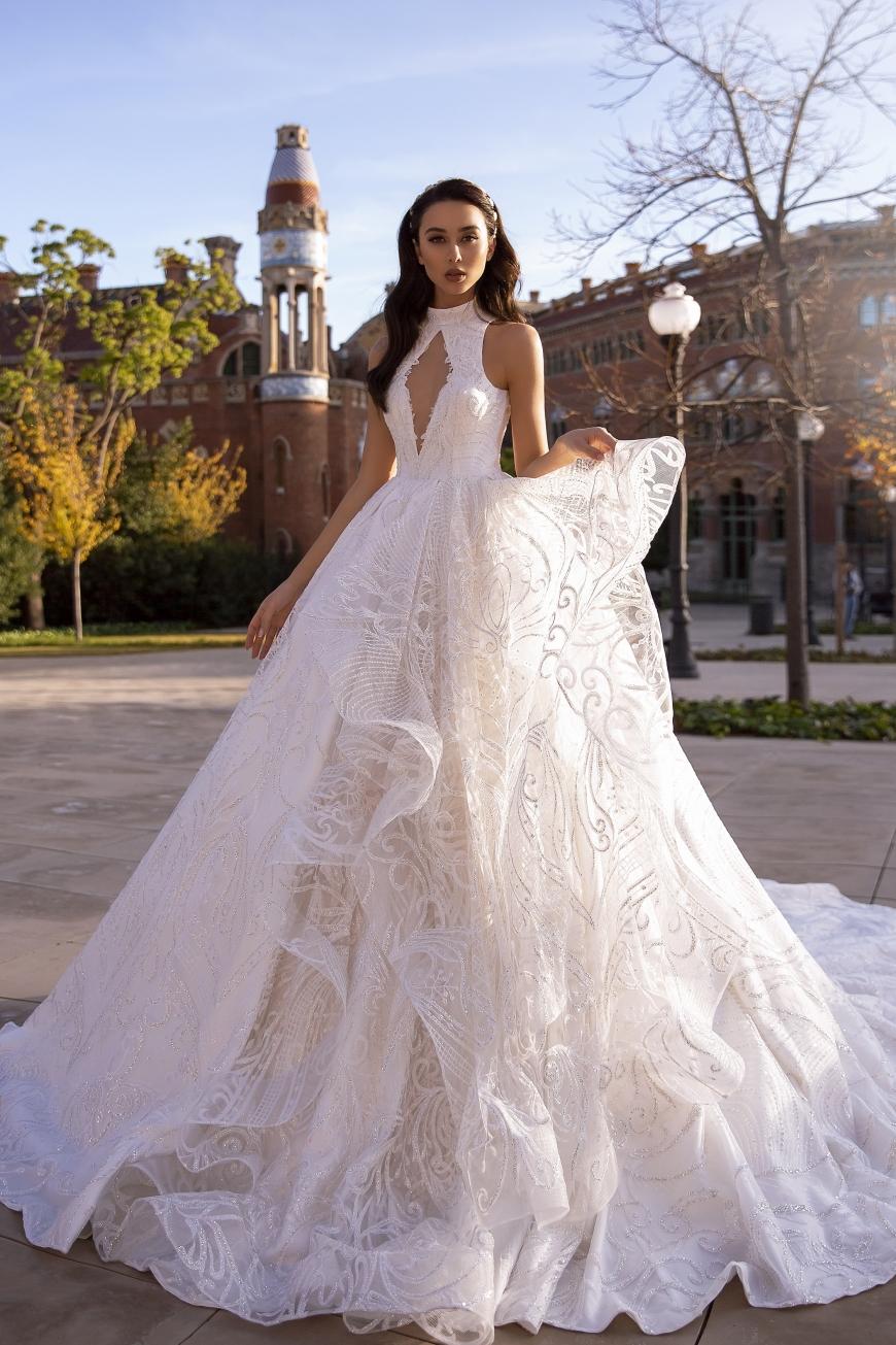 vestido de novia naava