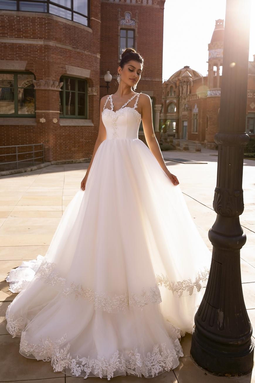 vestido de novia maeve