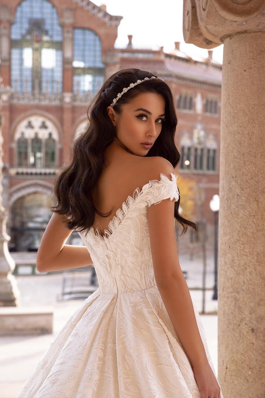 свадебное платье briella