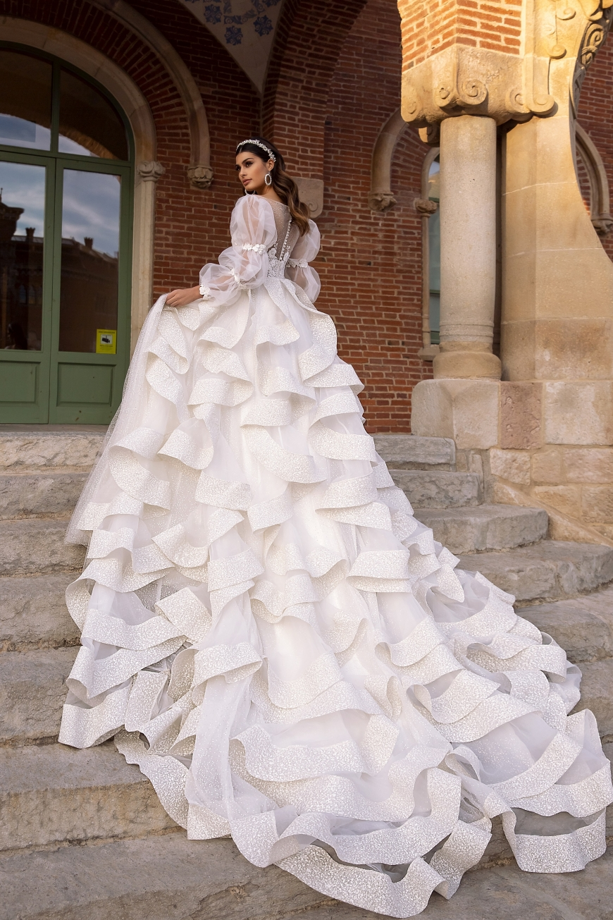 vestido de novia persea
