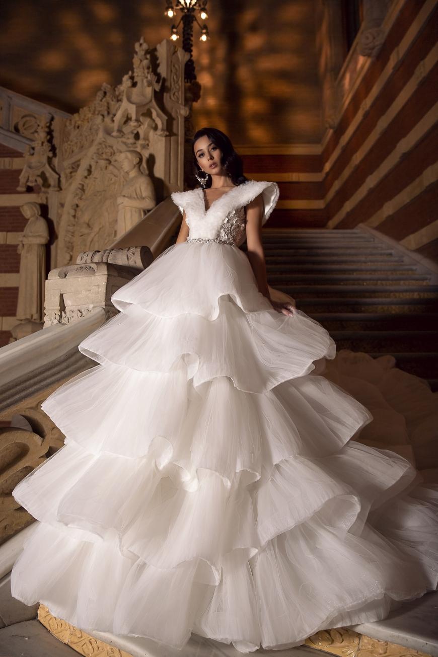 vestido de novia khadisha