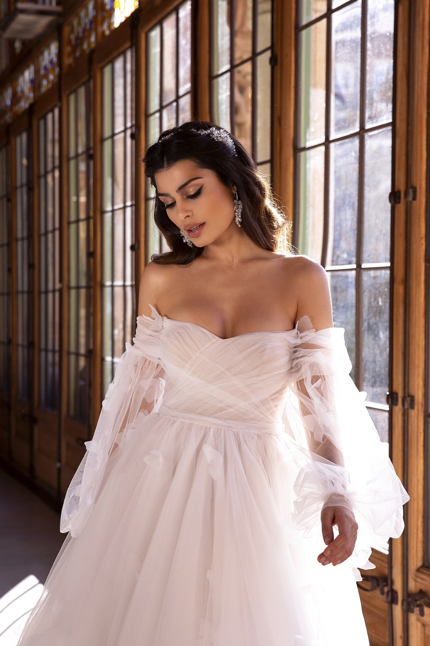 свадебное платье vivienne
