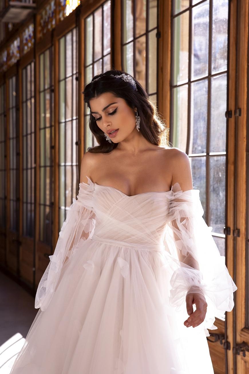 vestido de novia vivienne