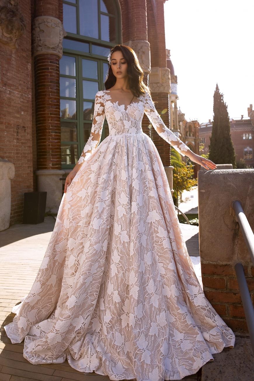 wedding dress aimee