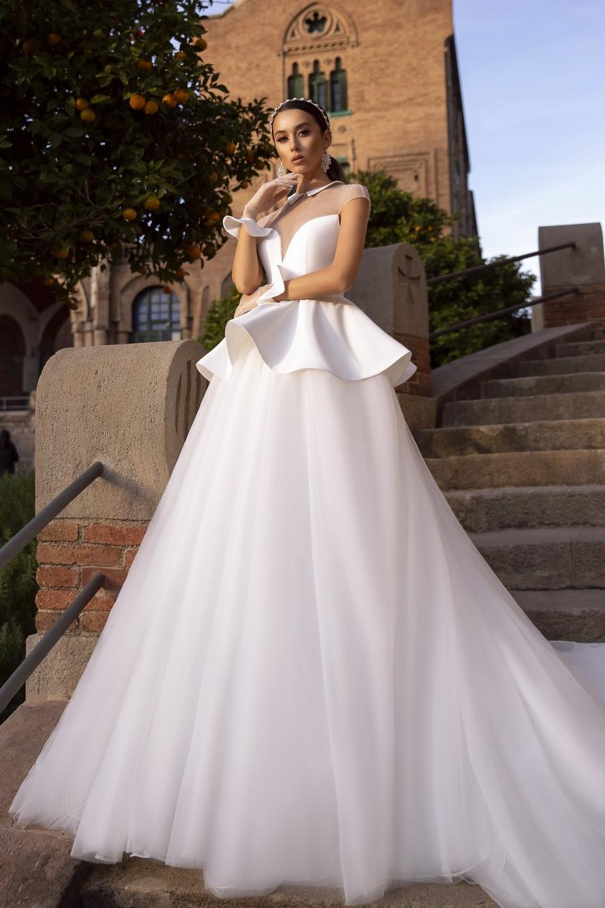 свадебное платье gigi