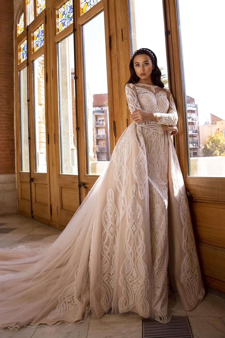 vestido de novia Rosemary