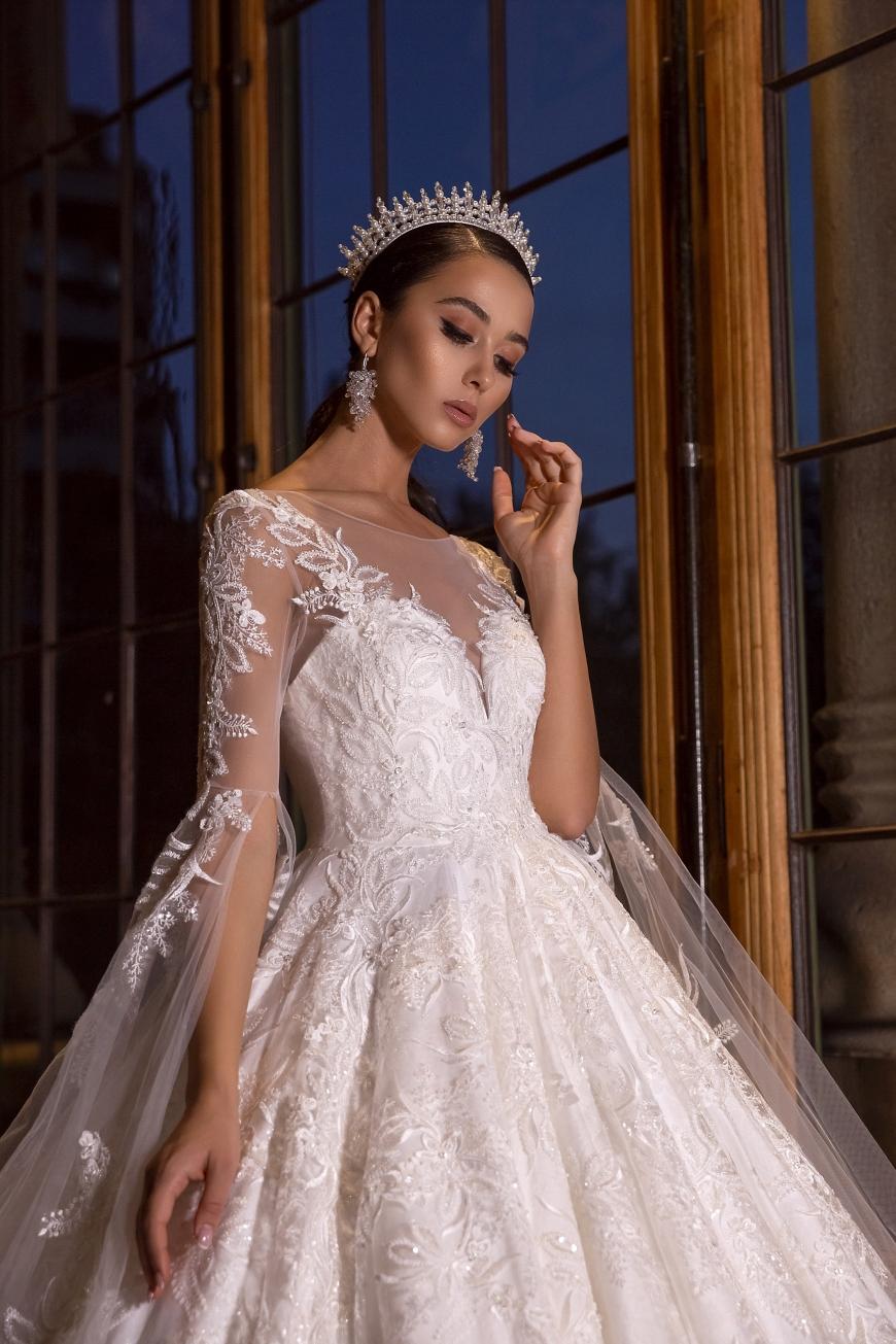 vestido de novia bethany
