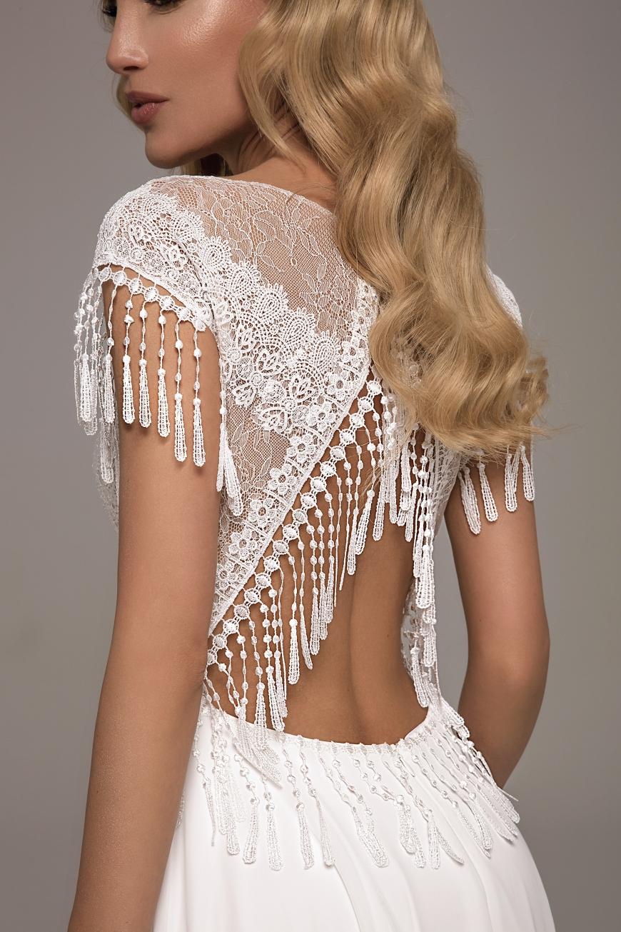 vestido de novia fiorella