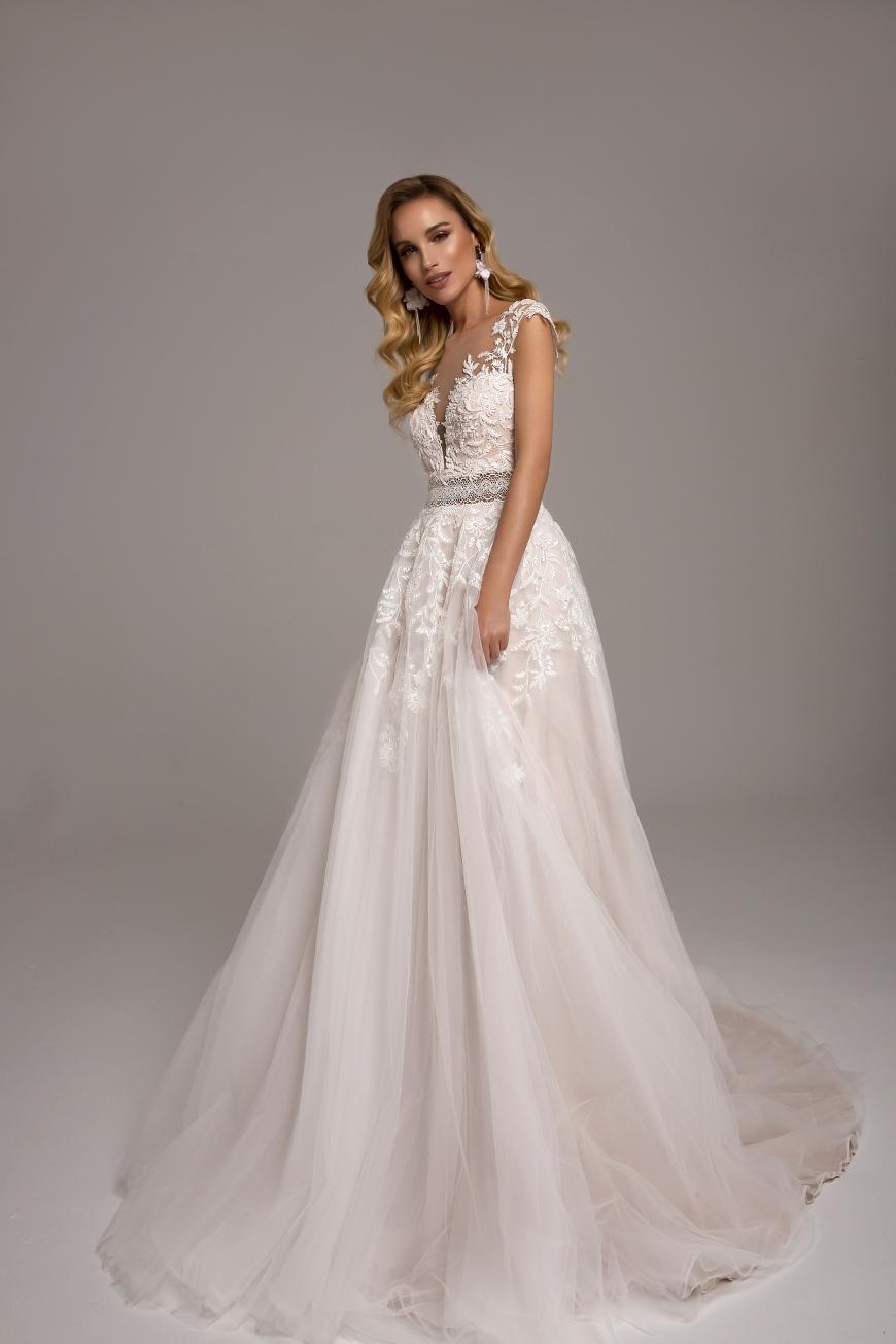 vestido de novia medina