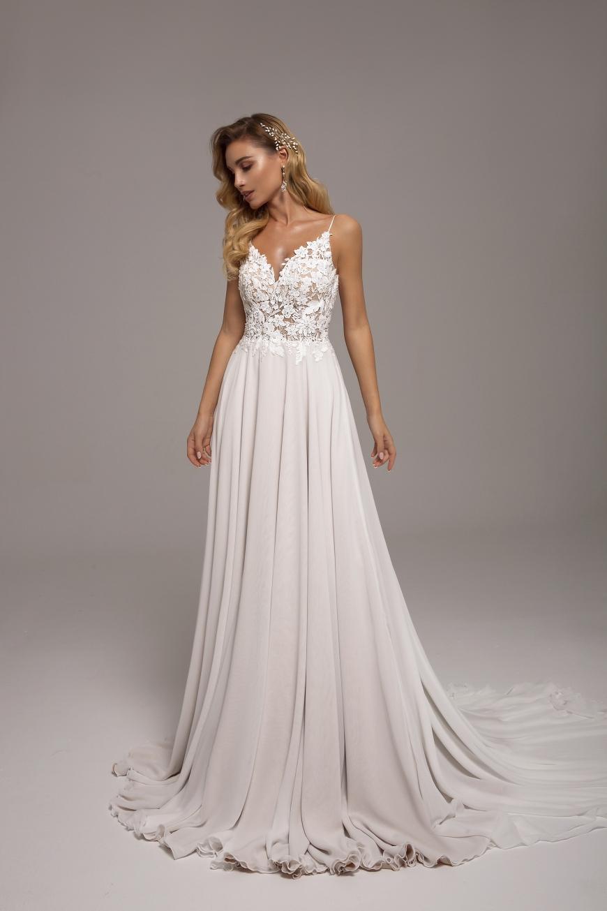 vestido de novia sheri