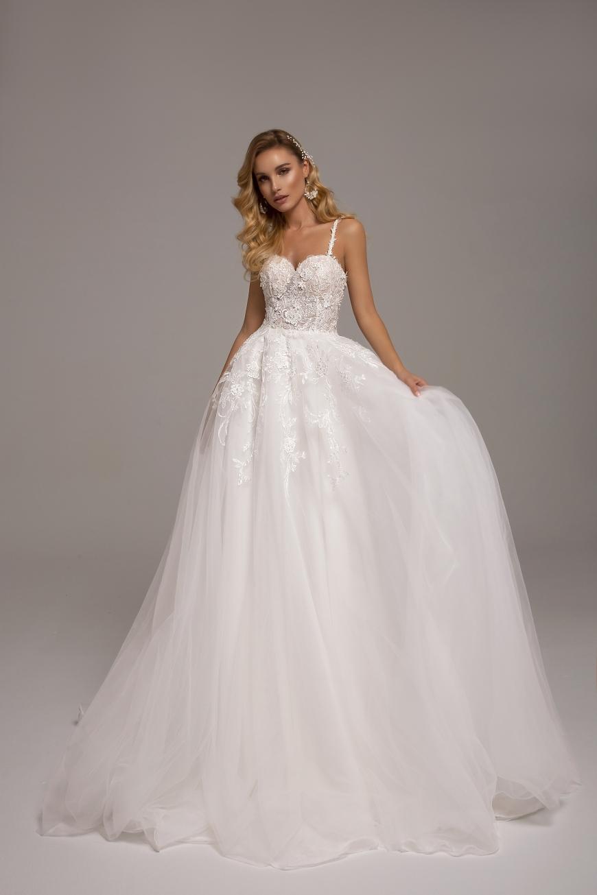vestido de novia zoe
