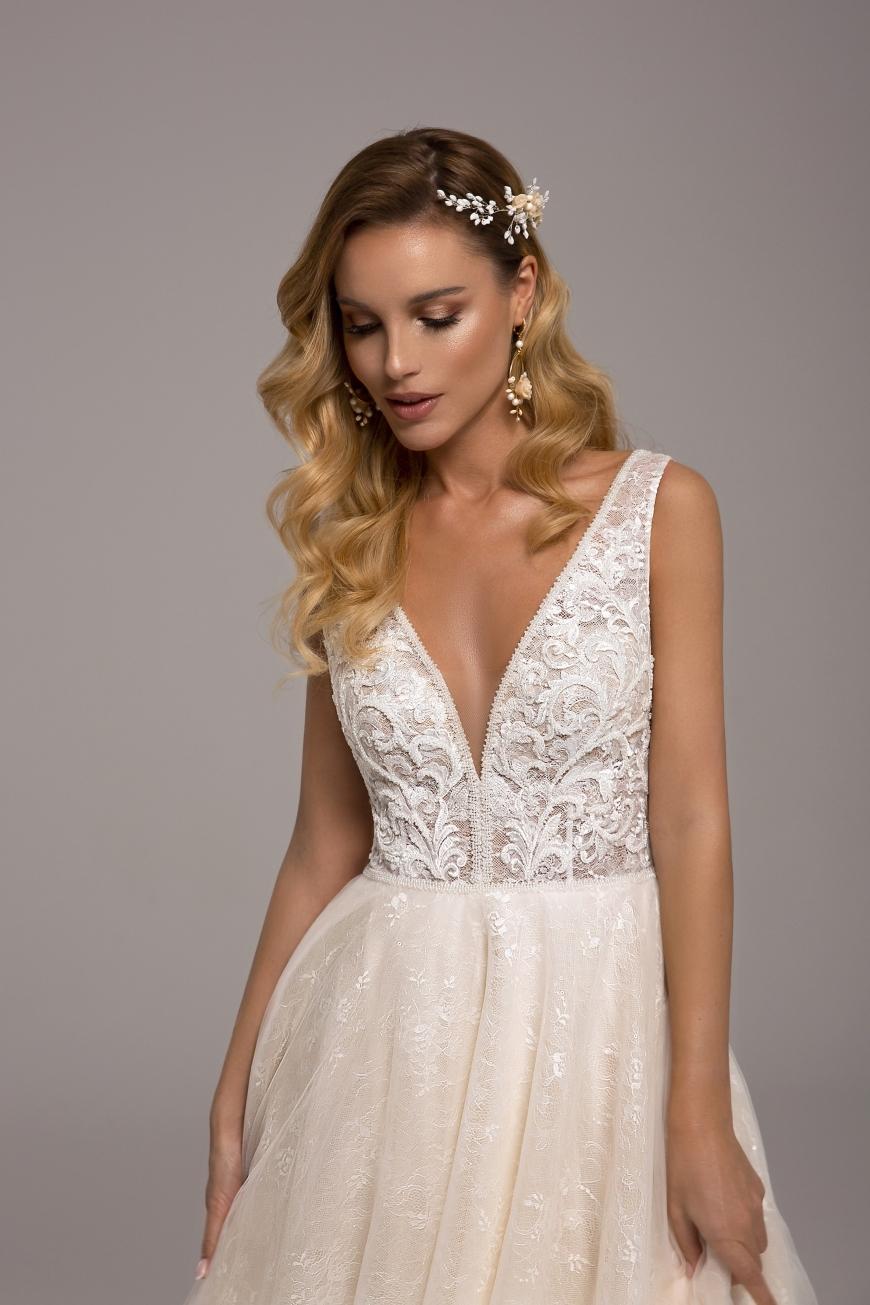 свадебное платье Pillar