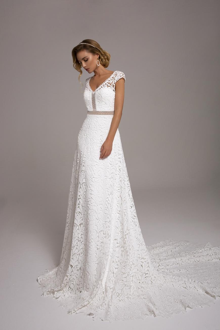 vestido de novia renate